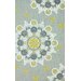 <strong>Brilliance Textured Medallion Rug</strong> by nuLOOM