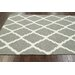 <strong>Moderna Grey Trellis Rug</strong> by nuLOOM