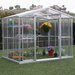 <strong>Duramax Building Products</strong> 6.5' H x 8.5' W x 6.0' D Polycarbonate Greenhouse