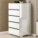 <strong>Vivente Icon 5 Drawer Chest</strong> by Star International