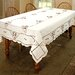 <strong>Orchid Table Cloth</strong> by Violet Linen
