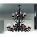 Belzebu 6 Light Chandelier Bulb Type 18x60 E12
