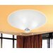 <strong>Caorlina Ceiling Light in Sand Blasted White</strong> by FDV Collection