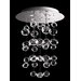 <strong>FDV Collection</strong> Ether Ceiling Light by Patrick Jouin
