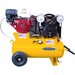 <strong>17 Gallon 8 HP 1 Stage Air Compressor with Wheels</strong> by EMAX
