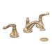 Savvy Widespread Bathroom Faucet with Double Handles