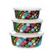 <strong>Bindi 3-Piece Storage Container Set</strong> by French Bull