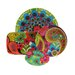 "<strong>Raj 11"" Dinner Plate Set of 4 (Set of 4)</strong> by French Bull"