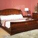Cresent Furniture Regent's Park Sleigh Bed