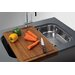 "<strong>Oceania 29.94"" x 18.94"" Under Mount Kitchen Sink</strong> by Franke"