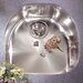 """<strong>17.5"""" x 17.5"""" Element Undermount Kitchen Sink</strong> by Franke"""