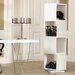 Shell Rotating Shelving Unit
