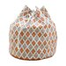 <strong>Carnival Gumdrop Round Laundry Bag with 4 Grommets</strong> by Chooty & Co