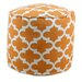 Fynn Cinnamon Macon High Corded Pellet Hassock