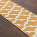 <strong>Fynn Cinnamon Lined Table Runner</strong> by Chooty & Co