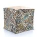 <strong>Paisley Soft Sided Storage Container</strong> by Chooty & Co