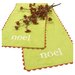"<strong>Passion Suede ""Noel"" Table Runner</strong> by Chooty & Co"