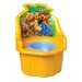 Ginsey Disney Winnie The Pooh Three-in-One Potty Trainer