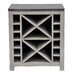 Linley 20 Bottle Tabletop Wine Rack