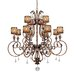 <strong>Aston Court 12 Light Chandelier</strong> by Minka Lavery