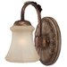 <strong>Minka Lavery</strong> Candlewood 1 Light Bath Vanity Light