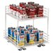 "Household Essentials Glidez 15"" Two Tier Pantry Organizer"