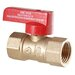 "0.75"" IPS Gas Ball Valve"