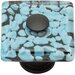 """<strong>Glass 1.5"""" Marine Square Knob</strong> by Atlas Homewares"""