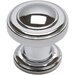 "<strong>Bronte 1.23"" Round Knob</strong> by Atlas Homewares"