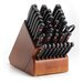 <strong>Wusthof</strong> Gourmet 36 Piece Cherry Knife Block Set