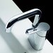 <strong>Cromo Single Hole Bathroom Faucet with Single Handle</strong> by Bissonnet