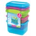 <strong>Sistema USA</strong> Snack Container (3 Count)