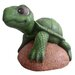 <strong>DHI Accents</strong> Turtle on Rock