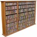 Venture Horizon VHZ Entertainment Regular Triple Multimedia Storage Rack