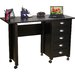 "Venture Horizon VHZ Office 43"" W Mobile Craft Computer Desk"