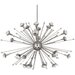 Sputnik 24 Light Chandelier by Jonathan Adler