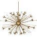 <strong>Jonathan Adler</strong> Sputnik 24 Light Chandelier