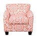 Handy Living Lincoln Park Chair and Ottoman
