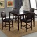 <strong>Alpine Furniture</strong> Midtown Counter Height Pub Table Set