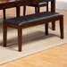<strong>Anderson Wood Kitchen Bench</strong> by Alpine Furniture