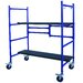 <strong>Buffalo Tools</strong> 4' H x 4' W x 1' D Pro-Series Roll and Fold Mini Scaffolding