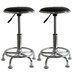 <strong>Buffalo Tools</strong> Height  Adjustable AmeriHome 2 Piece Undersized Stool with Low Profile Seat and Caster Set