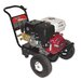 JP Series 3000 PSI 9 HP Honda OHV Cold Water Gasoline Pressure Washer