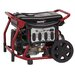 <strong>10,000 Watt Gas Generator with Recoil/Electric Start</strong> by Powermate