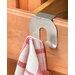 <strong>Over the Drawer/Cabinet Double Hook</strong> by Spectrum Diversified