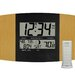 <strong>Atomic Digital Wall Clock with Temp and Moon Phase</strong> by La Crosse Technology