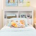 <strong>Monterey Bookcase Headboard</strong> by Prepac