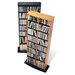 Double Media Multimedia Storage Rack