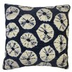 Jiti Bright & Fresh Japan Rings Throw Pillow