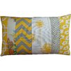 <strong>Zebra Pieces Daisy Pillow</strong> by Jiti